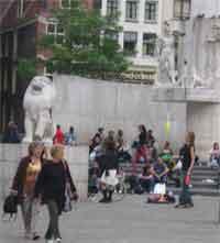 Фото 4 тусовщики амстердам лето 2005 г